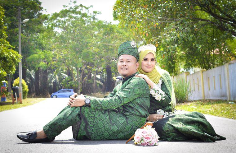 Kenapa baju pengantin lebih cantik berwarna hijau
