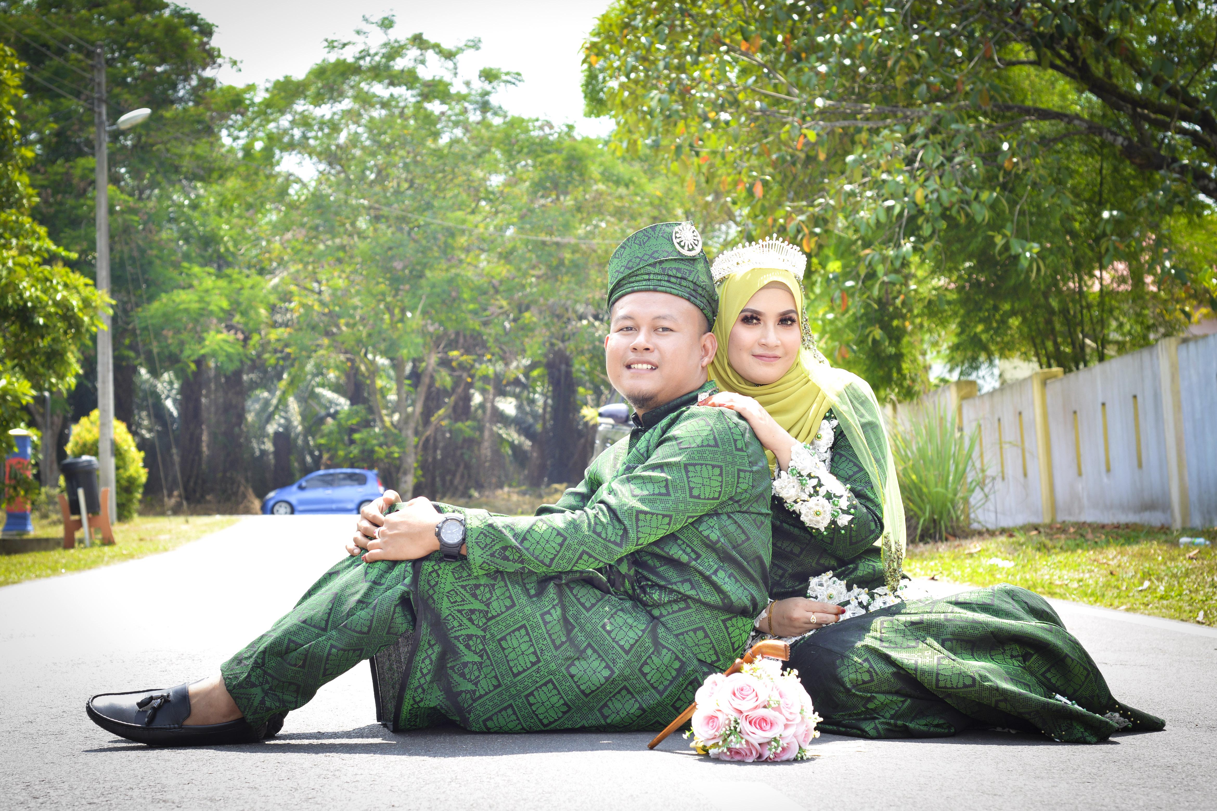 Kenapa baju pengantin lebih cantik berwarna hijau – Chentamanis