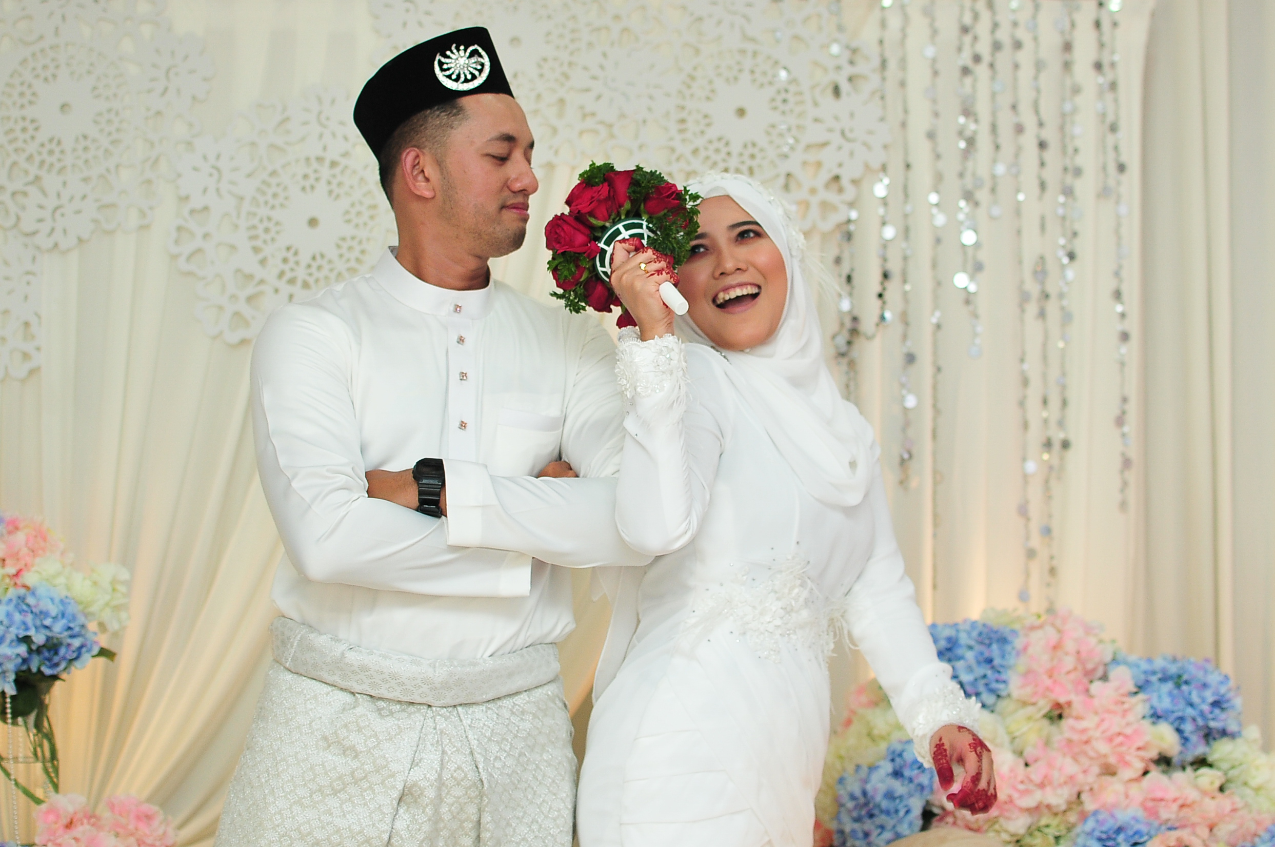 Bertuah Si Suami Dapat Isteri yang Keras Kepala