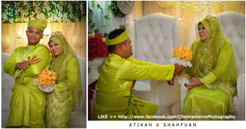 Uniknya Adat Melayu Dalam Majlis Perkahwinan