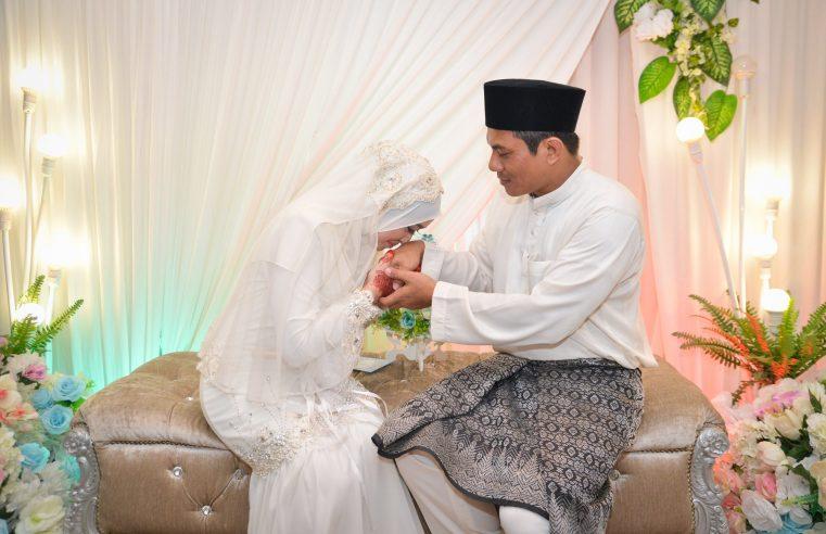 Bila tarikh nikah semakin dekat, bakal-bakal pengantin jangan lupa untuk lakukan perkara ini