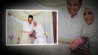 Video SlideShow Pernikahan Ariff & Nisa